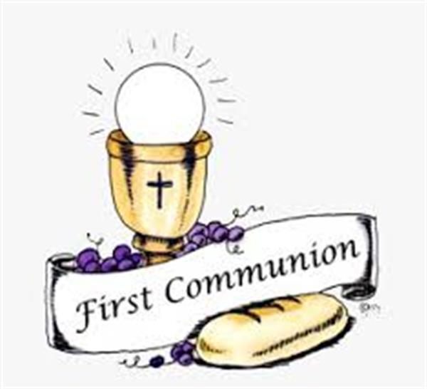 Montage of our 2020 Communion Class