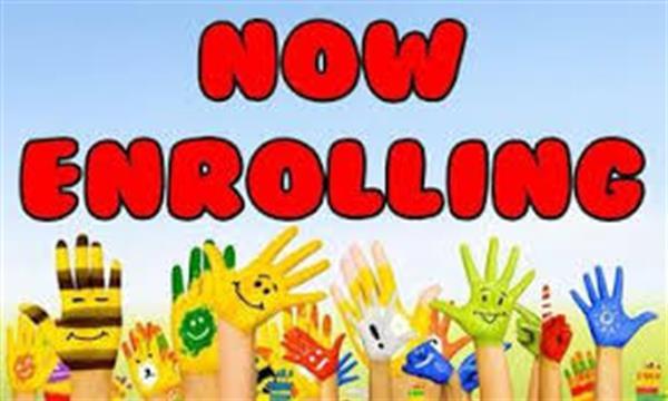 Junior Infant Enrolment 2021/2022
