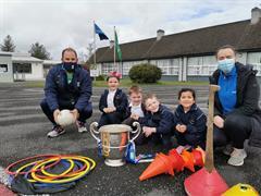 Anglo Celt Cup Visits St Anne